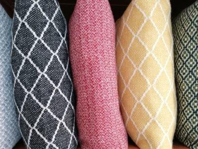 Almofadas - várias cores
