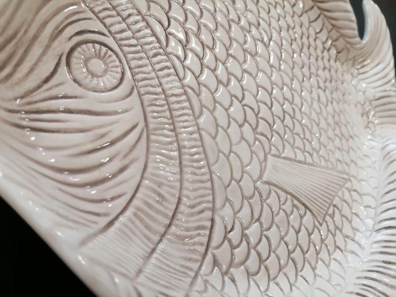 prato peixe - grande branco