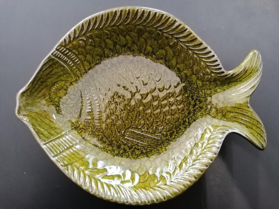 prato peixe - grande verde