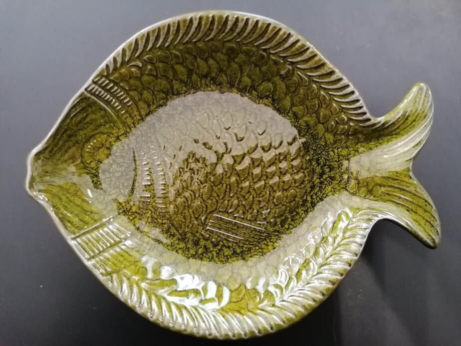 prato peixe - pequeno verde