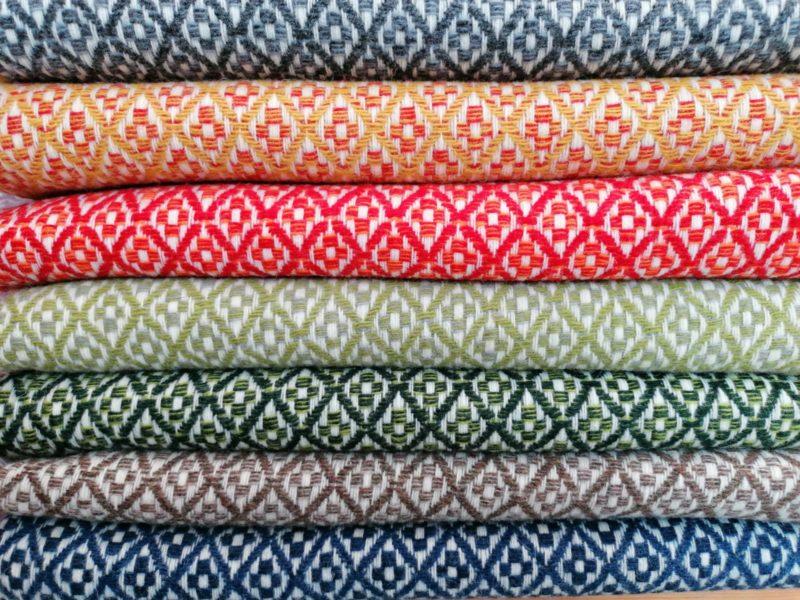 Manta lã - várias cores
