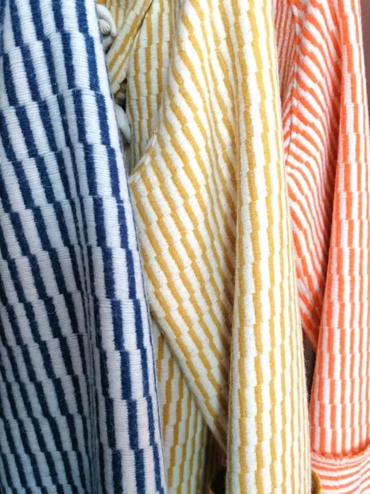 casacos lã - várias cores