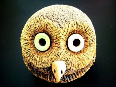 Mocho - escultura de Cerâmica na Loja Tamar